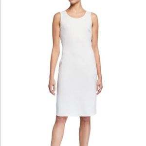 EUC 🌟 John Meyer Sleeveless White Dress 16